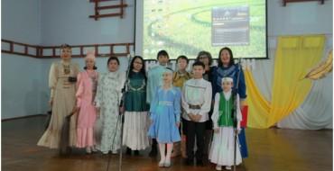 День родного языка и письменности, посвященный Году литературы.