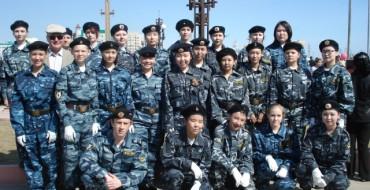 Военно-патриотическое объединение школьников  «Гвардия»