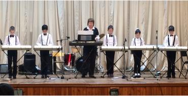 Поздравляем ансамбль «Гармония», занявший III место в номинации «Коллективное музицирование»