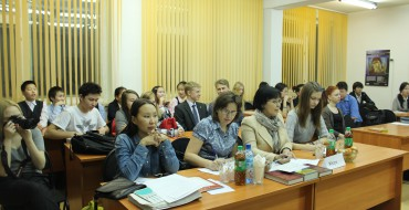 7 декабря прошел ежегодный риторический турнир «Конкурс ораторов» среди 8-11х классов