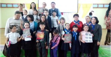 22 марта прошла ежегодная семейно-интеллектуальная игра  «Эврика» под названием «Золотой фонд русской культуры»