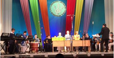 28 марта состоялся II-ой Республиканский фестиваль-конкурс «Синтезатор собирает друзей».