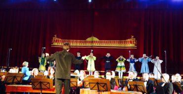 Юные музыканты нашей школы успешно выступили на большой московской сцене