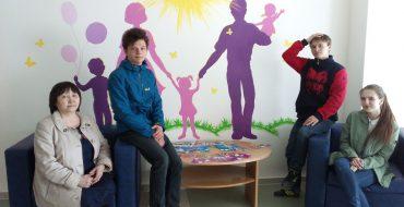 29 апреля ученики 9-г класса посетили Дом малютки