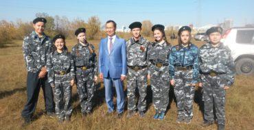 Военно-прикладные соревнования детских юнармейских клубов, профильных оборонно-спортивных классов школ города Якутска и близлежащих районов  РС(Я).