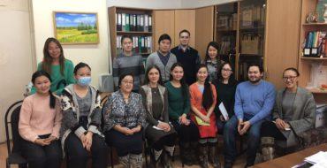 18 января 2017 года состоялось очередное собрание молодых учителей 33 школы.