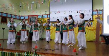 В рамках Дней якутской письменности с 13.02 по 15.02 в школе прошли интересные мероприятия