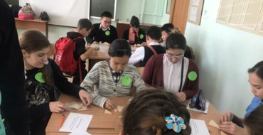 5 марта учащиеся 6«а» класса МОБУ СОШ №33 приняли участие в VI математическом празднике в Республике Саха (Якутия)