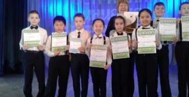 18 марта в ДШИ в актовом зале состоялся VII городской конкурс игры на синтезаторе «Эстрадная миниатюра»