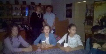 27 октября в читальном зале библиотеки собрались любители поэзии Марины Цветаевой