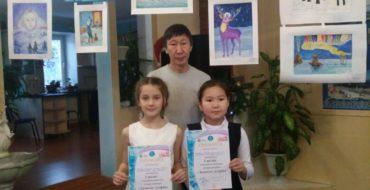 Поздравляем победителей городского конкурса рисунков!