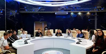 """Профориентационный тур """"Две столицы: Москва-Санкт-Петербург"""" в 9Д классе"""