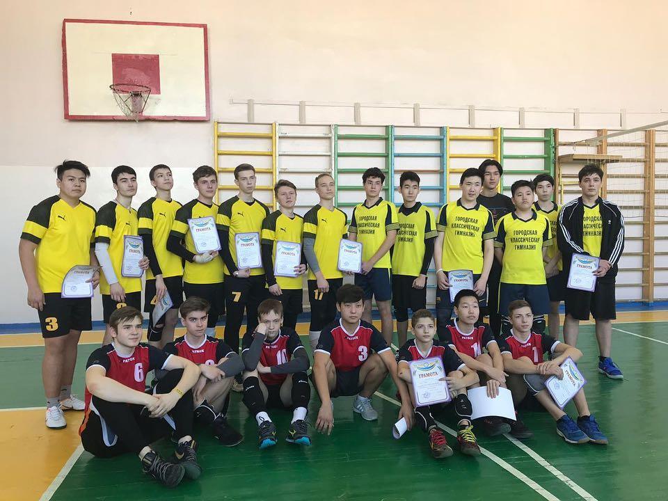 III 🥉место в муниципальном этапе соревнований по волейболу «Летающий мяч» среди учащихся 2002-2003 гр!!!! Поздравляем! Молодцы🎉#спорт #school33_ykt #школа33 #якутск #волейболякутск