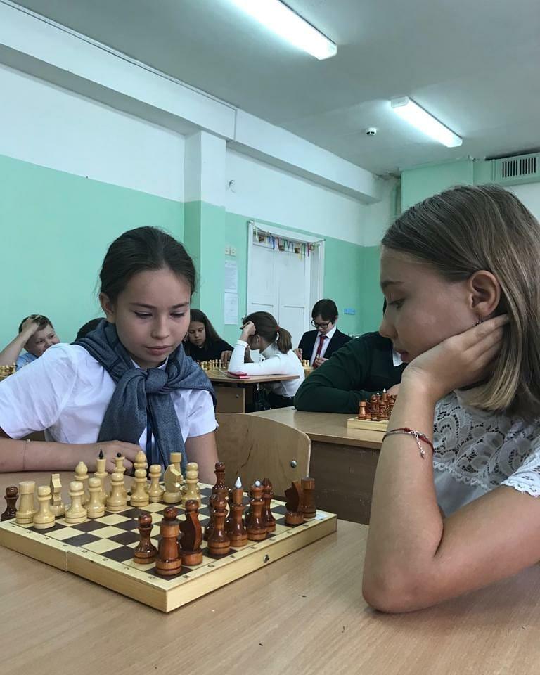 3 сентября в день солидарности в борьбе с терроризмом среди учащихся 5 х классов состоялся шахматно – шашечный турнир.