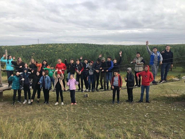 Выходные в парке @norwaypark.yakutsk