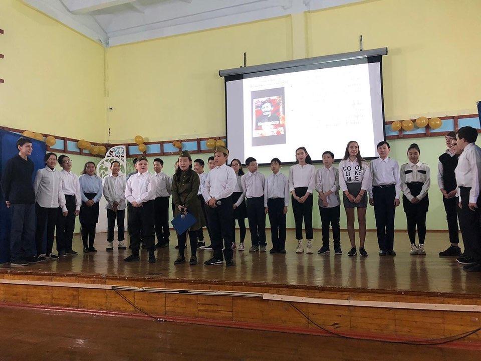 21 ноября в нашей школе состоялся заключительный этап проекта «Класс-интеллект» среди 7-х классов. Все команды достойно выступили и получили заслуженные номинации.