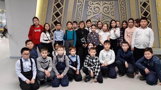 «Культурный паспорт школьника»
