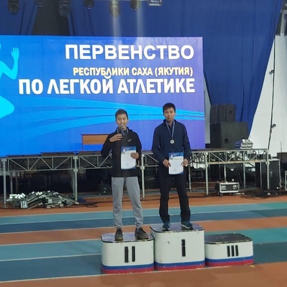 Поздравляем Лукачевского  Милиана, ученика  8 в класса – чемпиона по бегу 400 м на Открытом Первенстве МБУ ДО ДЮСШ 1 г. Якутска среди учащихся 2004-2005 г. р. 👏🏻