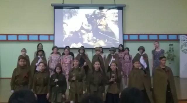 Видео выступлений 6 классов