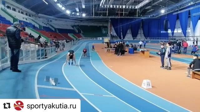 15-16 января в манеже-стадионе Центра спортивной подготовки «Триумф» провели Зимний чемпионат Республики Саха (Якутия) по легкой атлетике